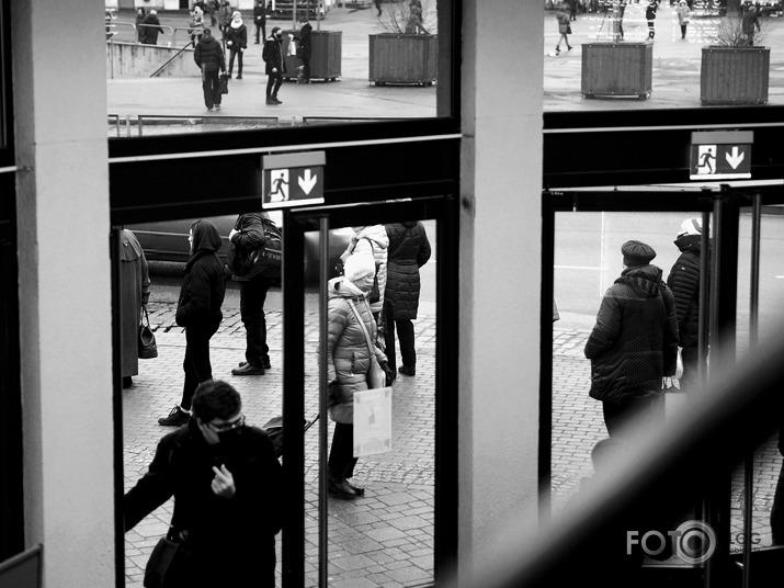 Rīga 20: Pandēmijas ēnā